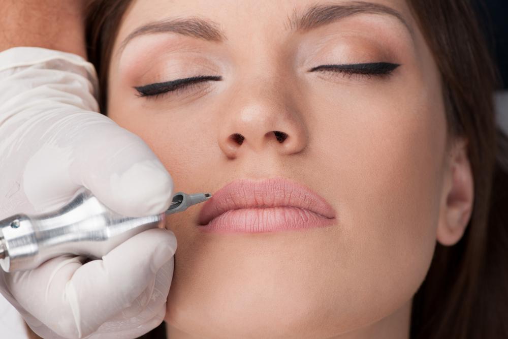 Maquillage permanent Montpellier lèvres