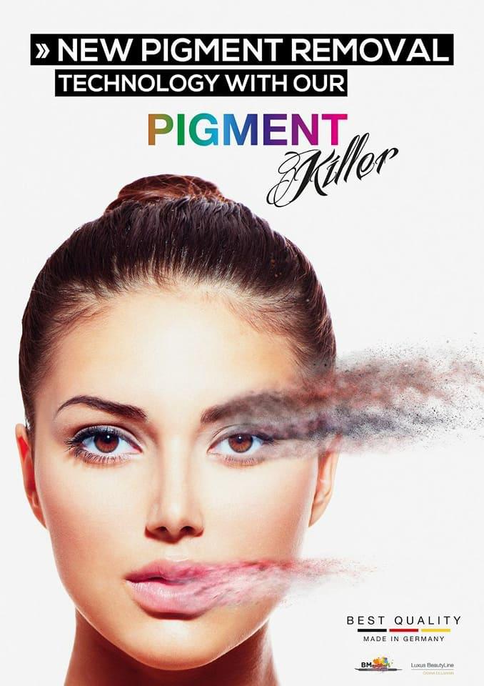 Detatouage Pigment Killer Montpellier