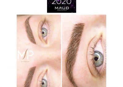 Maquillage Permanent Sourcils by Sandrine Montpellier - Maud Elite