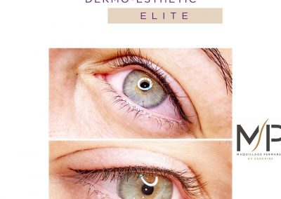 Maquillage Permanent Yeux by Sandrine Montpellier - Maud Elite