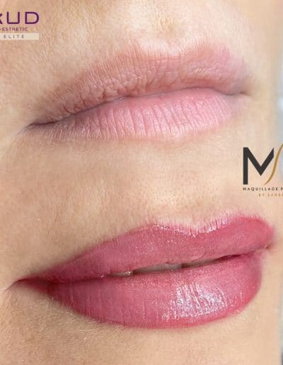 Maquillage Permanent Lèvres - Microblading Lèvres - Montpellier Maquillage Permanent by Sandrine
