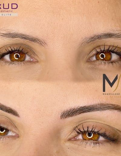 Maquillage Permanent Sourcils - Microblading Sourcils - Montpellier Maquillage Permanent by Sandrine