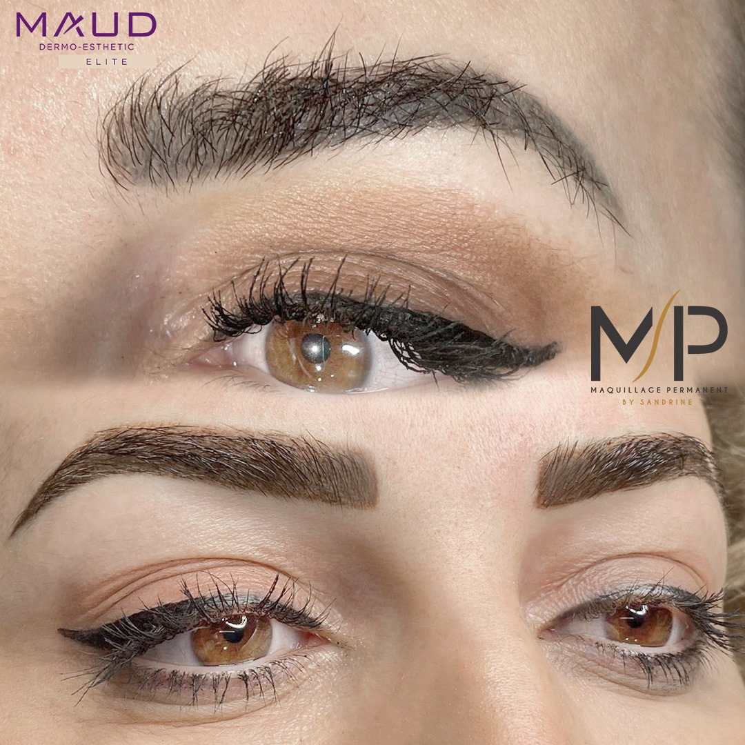 Maquillage Permanent Sourcils - Microblading Sourcils - Montpellier Maquillage Permanent by Sandrine (9)