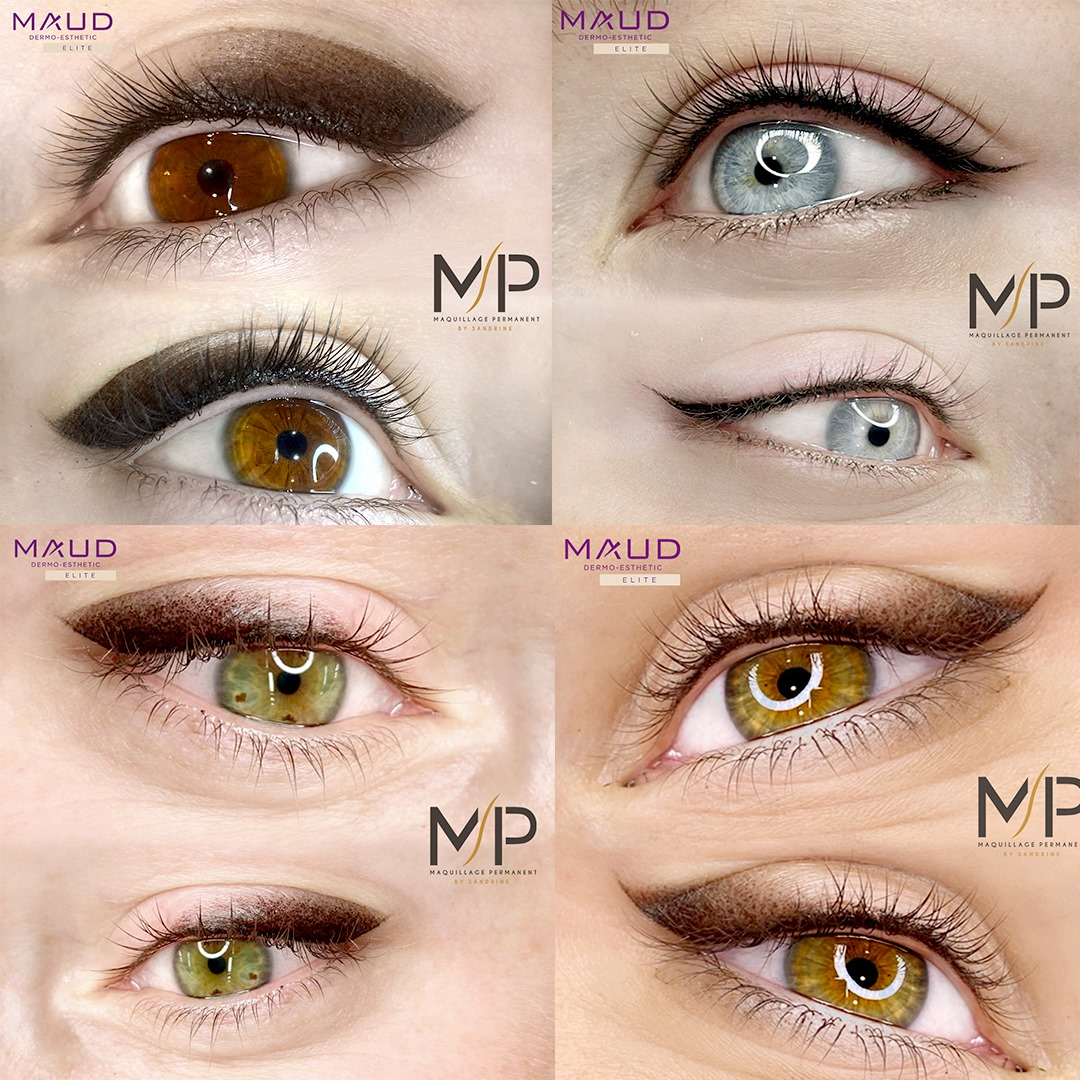 Maquillage Permanent Yeux - Microblading Yeux - Montpellier Maquillage Permanent by Sandrine (1)