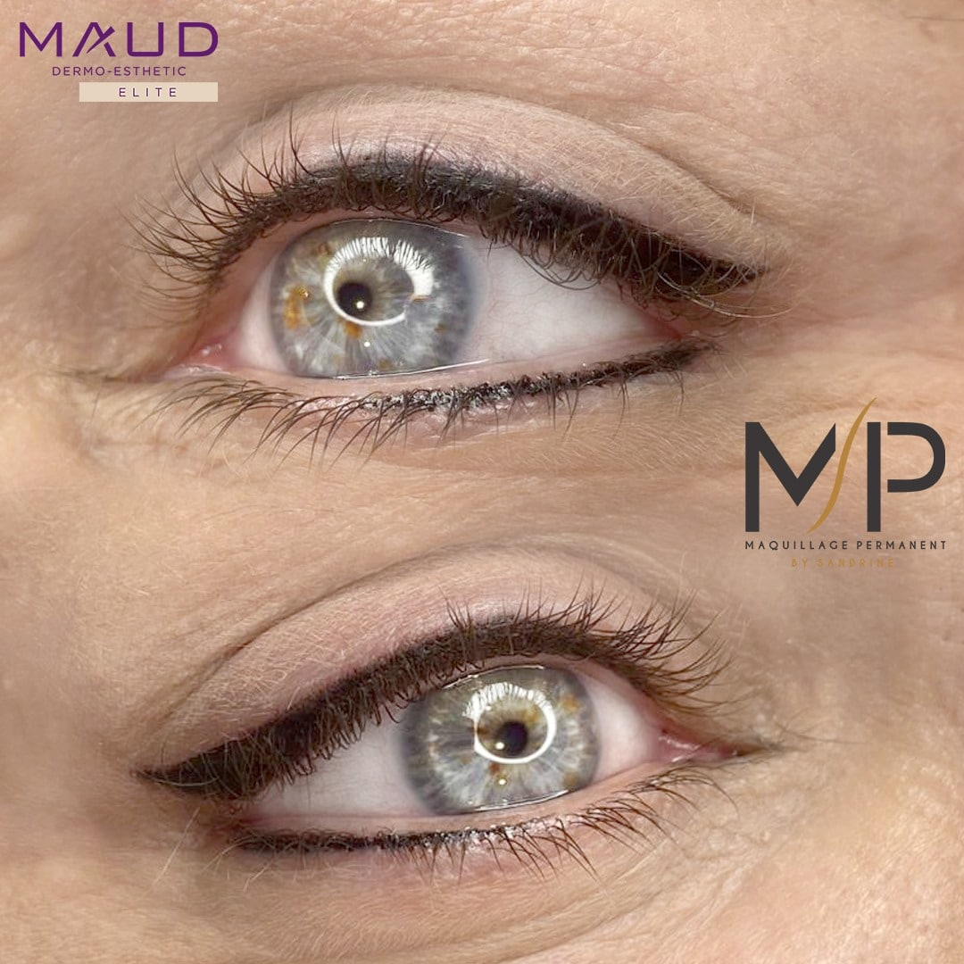 Maquillage Permanent Yeux - Microblading Yeux - Montpellier Maquillage Permanent by Sandrine (10)