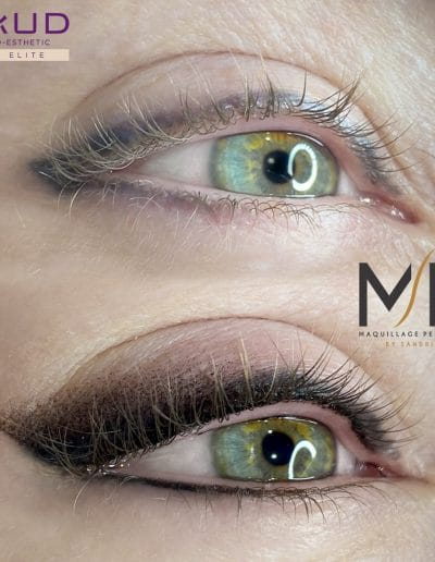 Maquillage Permanent Yeux - Microblading Yeux - Montpellier Maquillage Permanent by Sandrine (16)