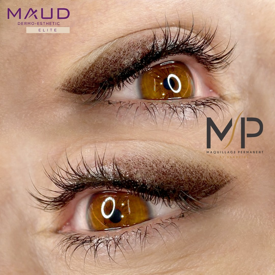 Maquillage Permanent Yeux - Microblading Yeux - Montpellier Maquillage Permanent by Sandrine (19)
