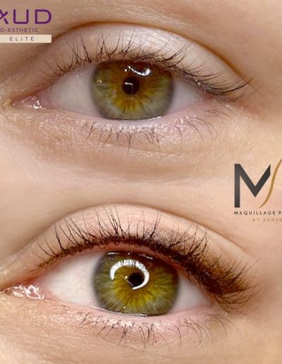 Maquillage Permanent Yeux - Microblading Yeux - Montpellier Maquillage Permanent by Sandrine