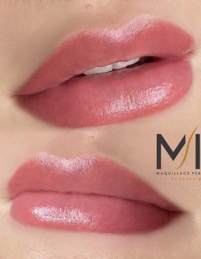 Maquillage Permanent Bouche Lèvre by Sandrine à Montpellier - Maud Elite et Artiste Sviatoslav